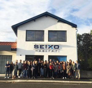Nouvelle agence Anglet Seixo habitat